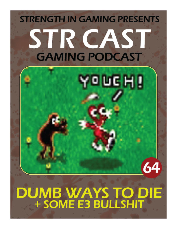 Dumb Ways to Die Poster