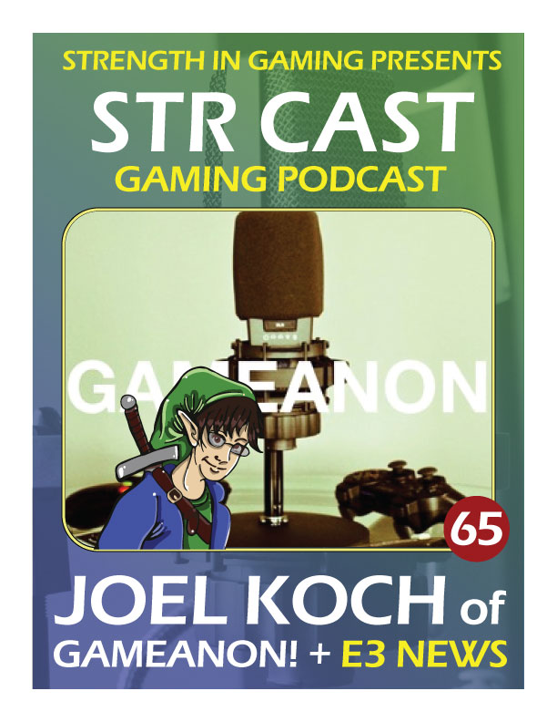 65: Joel of Gameanon + E3