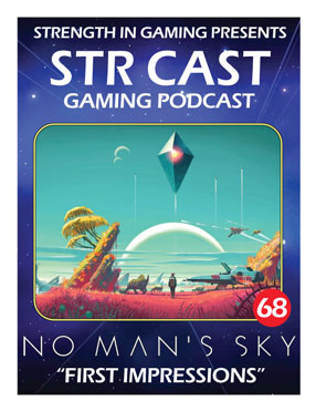 STR CAST 68: No Man's Sky