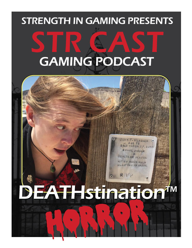 STR CAST: DEATHstination(TM) HORROR