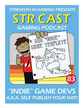 STR CAST 83: Indie Game Devs