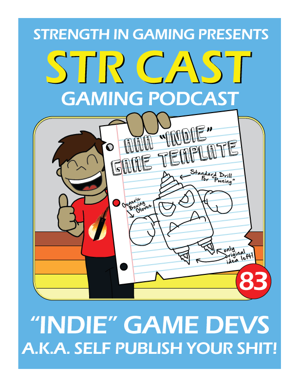 STR CAST 83: Indie Game Devs