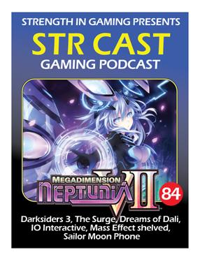 STR CAST 84: Megadimension Neptunia VII
