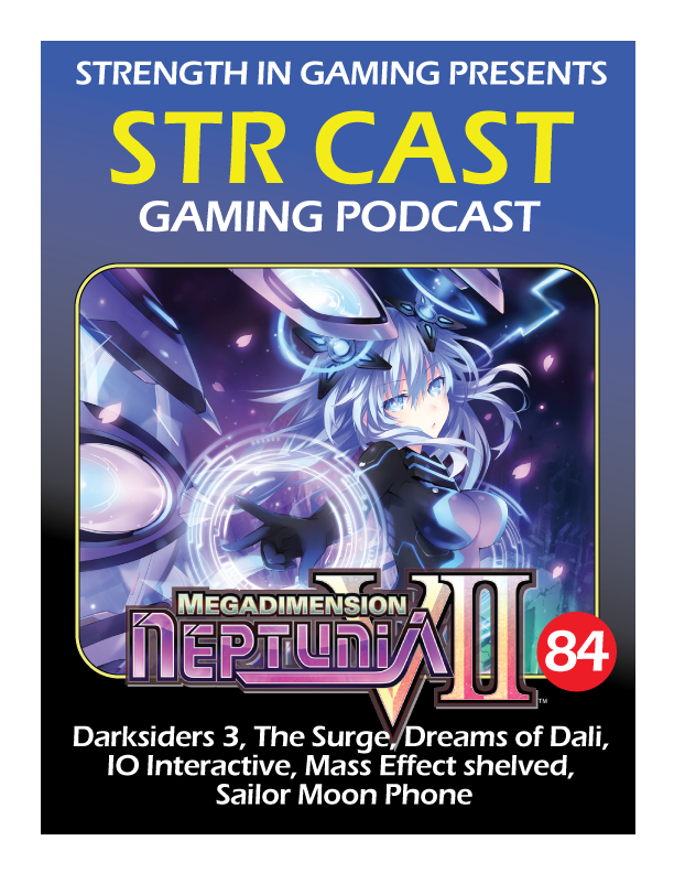 STR CAST 84: Megadimension Neptunia VII