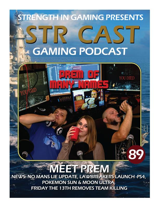 STR CAST 89: Prem of Many Names