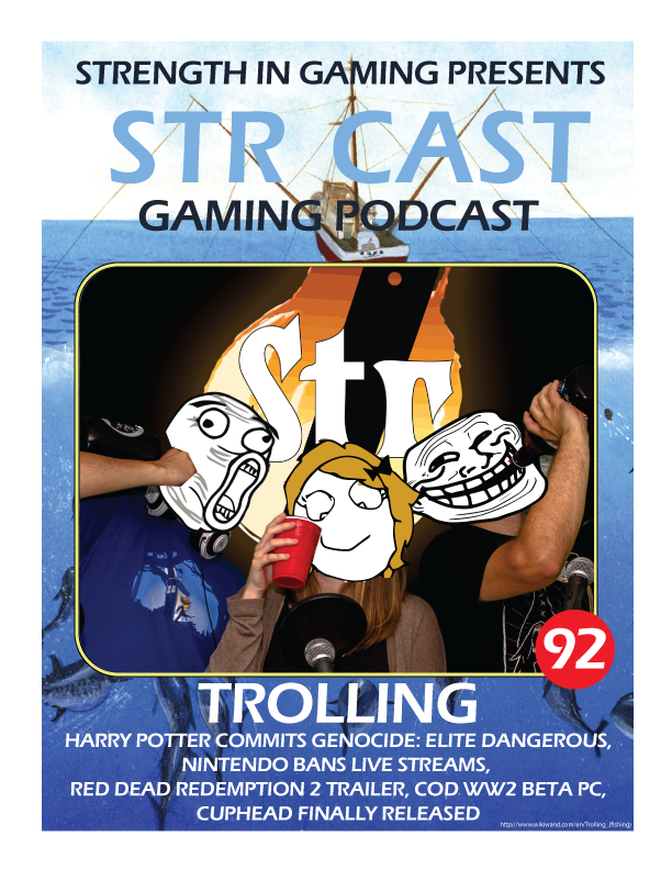 STR CAST 92: Trolling