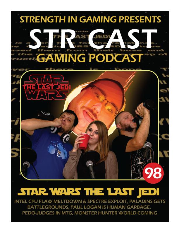 STR CAST 98: LAST JEDI SPOILER ALERT