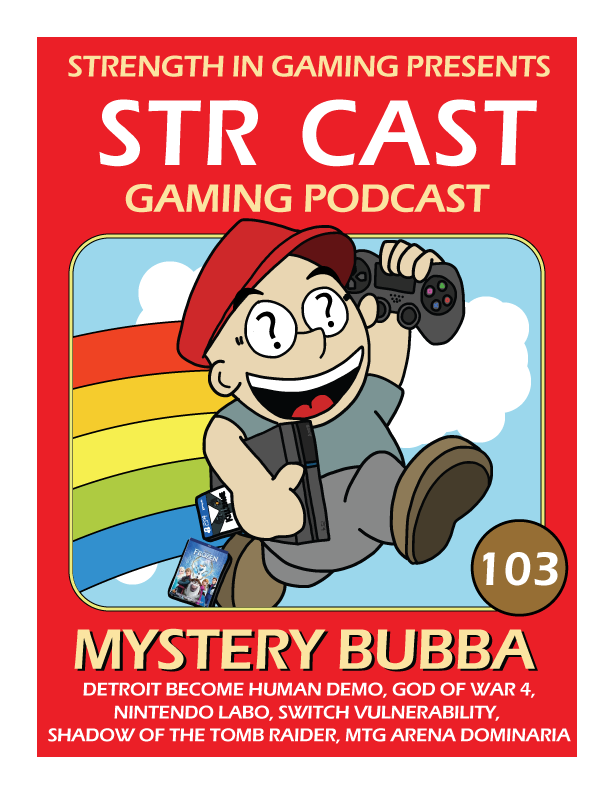 STR CAST 103: MYSTERY BUBBA?