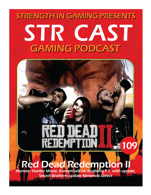 STR CAST 109: Red Dead Redemption 2
