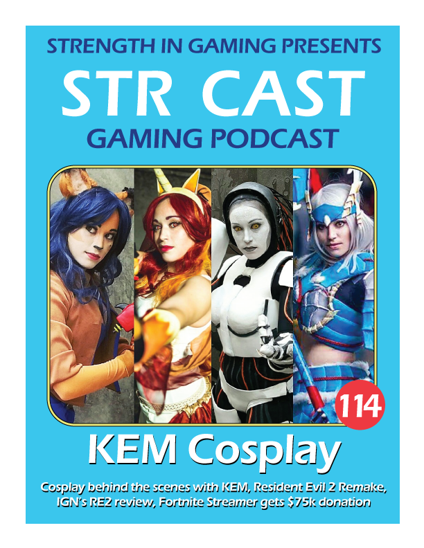 STR CAST 114: KEM Cosplay