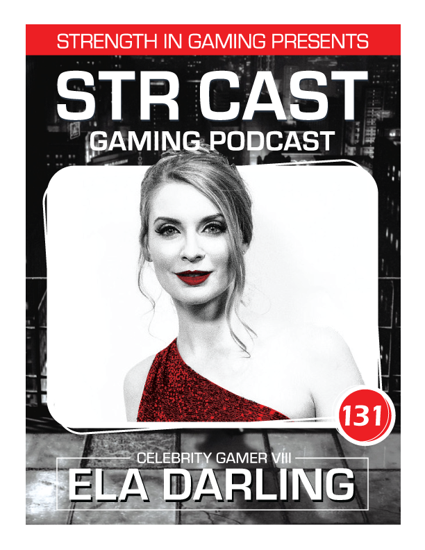 Ela Darling Celebrity Gamer VIII - 131