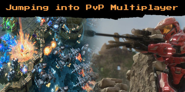 Jumping into PvP Multiplayer